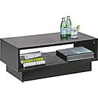 more details on HOME Cubes 1 Shelf Coffee Table - Black Ash.