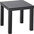 more details on Argos Value Range End Table - Black.