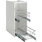 more details on Spencers Valencia 300mm Pull Out Basket Soft Close.