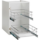 more details on Spencers Valencia 500mm Pull-Out Basket Soft Close.