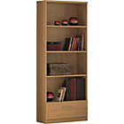 more details on Anderson Tall Bookcase - Oak Effect.