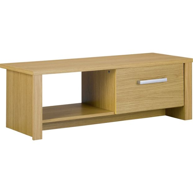 Coffee Table And Entertainment Unit Set: Oak Effect At Argos.co.uk