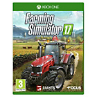 more details on Farming Simulator Xbox One Game.
