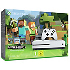 more details on Xbox One S 500GB Console with Minecraft Favourites Pre-order
