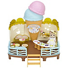 more details on Sylvanian Families Seaside Ice Cream Shop.
