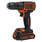 more details on Black and Decker Drill Driver with 1 Battery - 18V.