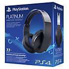more details on Sony Platinum Wireless Headset for PS4 Pre-order.
