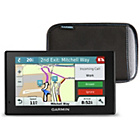 Garmin DriveSmart 50LM 5 Inch Europe Lifetime Maps & Case