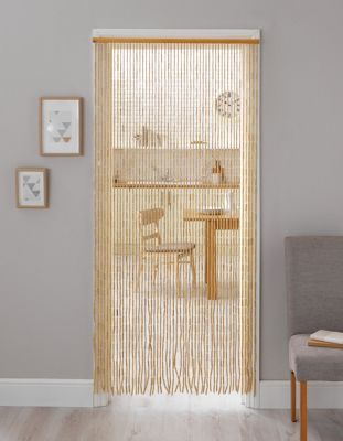 buy home beaded door curtain at argos co uk