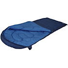 more details on Trespass 350GSM Single Extra Wide Cowl Sleeping Bag.