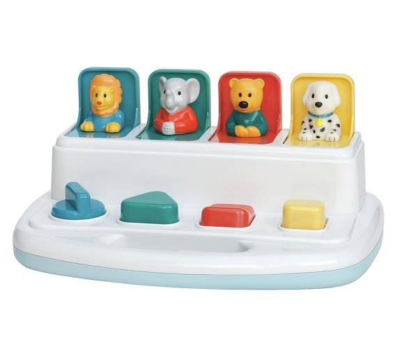 Baby Boy Gifts Argos : Buy battat pop up pals at argos your