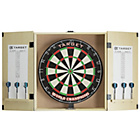 more details on World Champ Home Cabinet Set with 6 Darts.