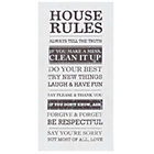 more details on Collection House Rules Canvas.