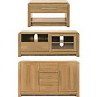more details on Hygena Strand 3 Piece Package - Oak Effect.