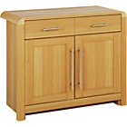 more details on Hygena Strand 2 Door 1 Drawer Sideboard - Oak Effect.