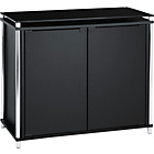 more details on Hygena Matrix Sideboard - Black Glass.