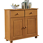 more details on Rio 2 Door 2 Drawer Sideboard - Solid Pine.