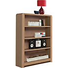 more details on Hygena Strand Short Bookcase - Oak Effect.