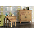 more details on Kensington Mini Sideboard - Oak.