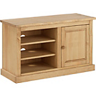 more details on Harrington 1 Door TV Entertainment Unit - Light Solid Pine.
