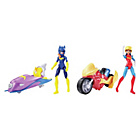 more details on DC Super Hero Girls Action Figure & Vehicle Doll Assortment.