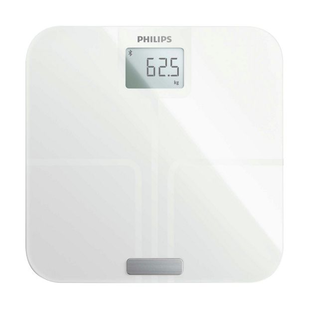 Buy Philips Dl8781 Bluetooth Body Weight Analysis Scale White At Your Online