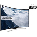 more details on Samsung 40KU6100 40 Inch Curved Ultra HD Smart 4K LED TV.
