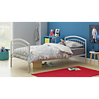 more details on Collection Archie Heavy Duty Single Bed with Ashley Mattress