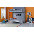 more details on Collection Archie Heavy Duty Bunk Bed - Light Grey.