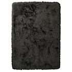 more details on Heart of House Bliss Deep Pile Shaggy Rug -160x230- Charcoal