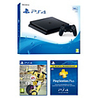 more details on PS4 Slim 500GB with FIFA 17 and 1 Year PSN Subscription.