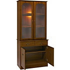 more details on New Dorchester 2 Door Glass Display Cabinet.