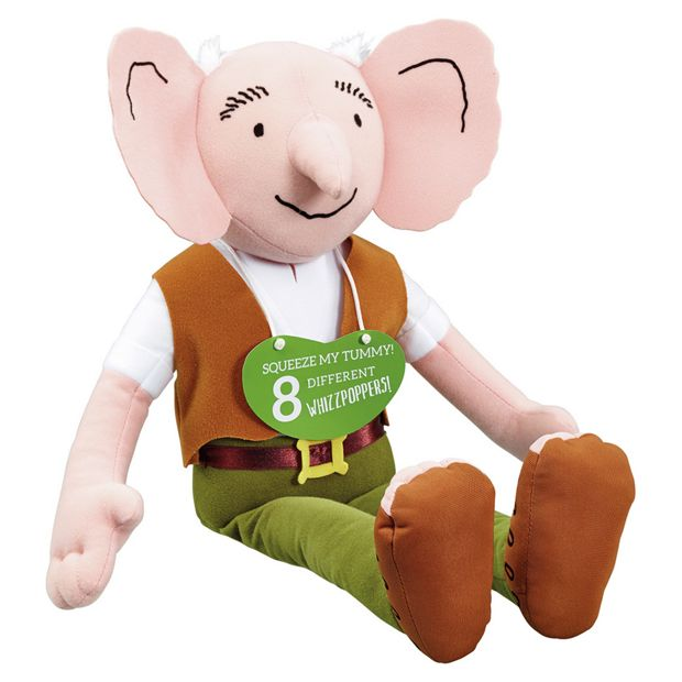 Squishy Mushy Argos : Buy Roald Dahl Whizzpopping BFG Soft Toy With Sound at Argos.co.uk - Your Online Shop for Teddy ...
