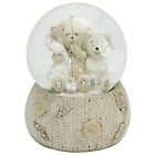 more details on Resin Button Corner Snow Globe.