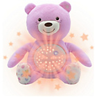 more details on Chicco First Dreams Baby Bear Night Projector - Pink.