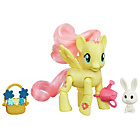 more details on My Little Pony Fluttershy Flower Picking Poseable Pony.