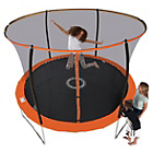 more details on Sportspower 8ft Trampoline With Folding Enclosure.