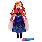 more details on Disney Frozen Anna's Magical Story Cape.