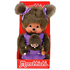 more details on Bandai Monchhichi Mother and Baby Plush Doll.