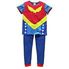 more details on DC Girls' Wonder Woman Cotton Pyjamas - 5-6 Years.