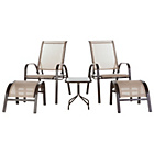 more details on HOME Sicily 11 Piece Adjustable Dining Set.