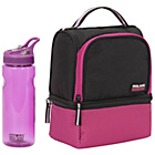 more details on Polar Gear Lunch Bag and Bottle - Raspberry.
