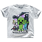 more details on Minecraft Grey T‑Shirt.