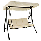 more details on The Collection Barcelona 3 Seater Swing Seat.