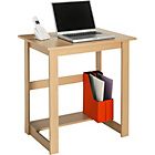 more details on Office Desk - Beech Effect.