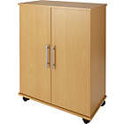 more details on Storage Cupboard - Beech Effect.