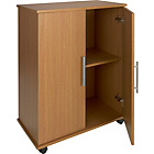 more details on Storage Cupboard - Oak Effect.