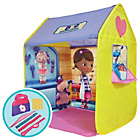 more details on Doc McStuffins Role Play Tent.
