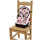 more details on Baby Polar Gear Booster Seat - Black with Large Spot Print.