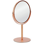 more details on Heart of House Rose Gold Pedestal Mirror.